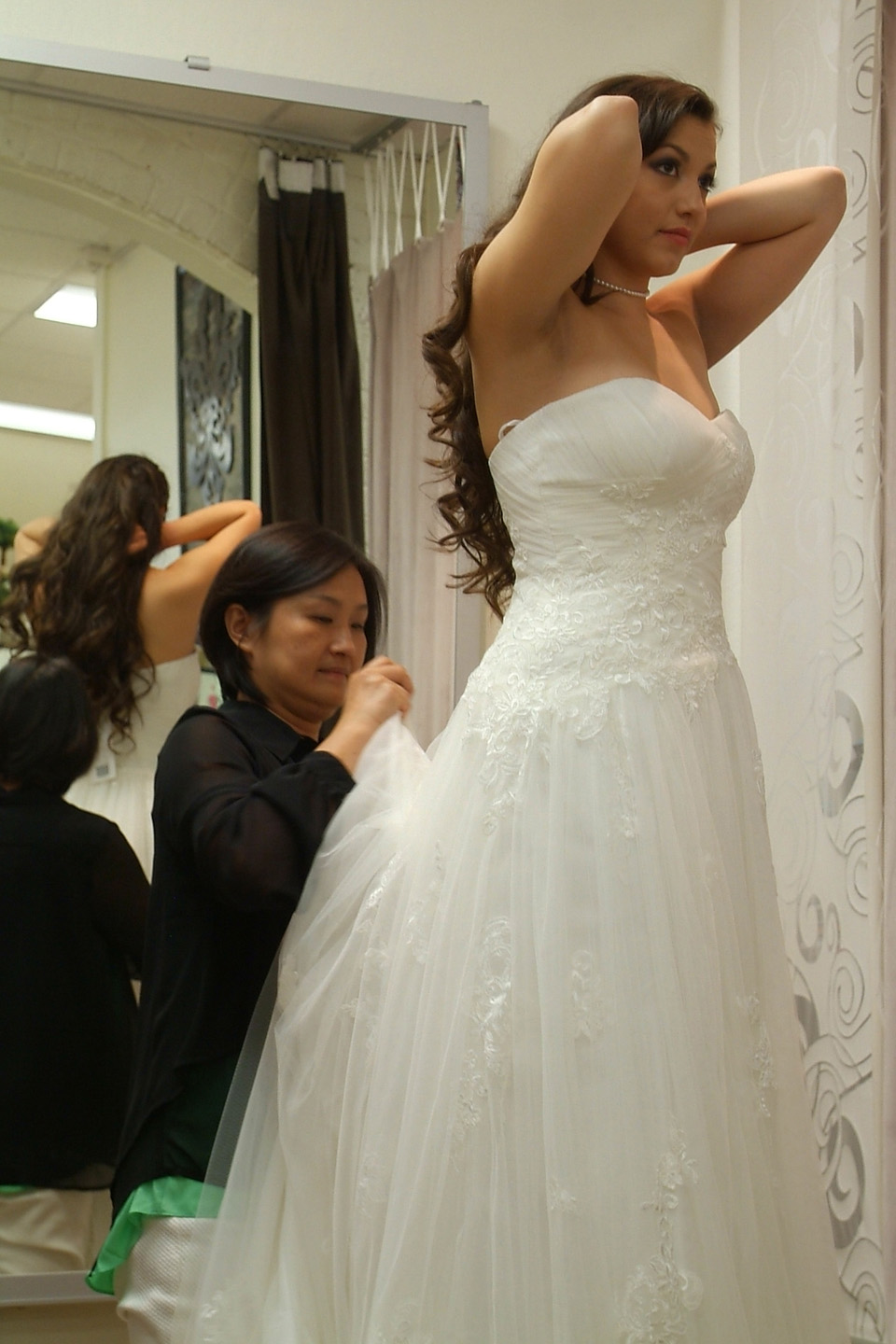 Services | Yes I Do Bridal